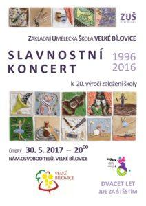 Plakát 20let
