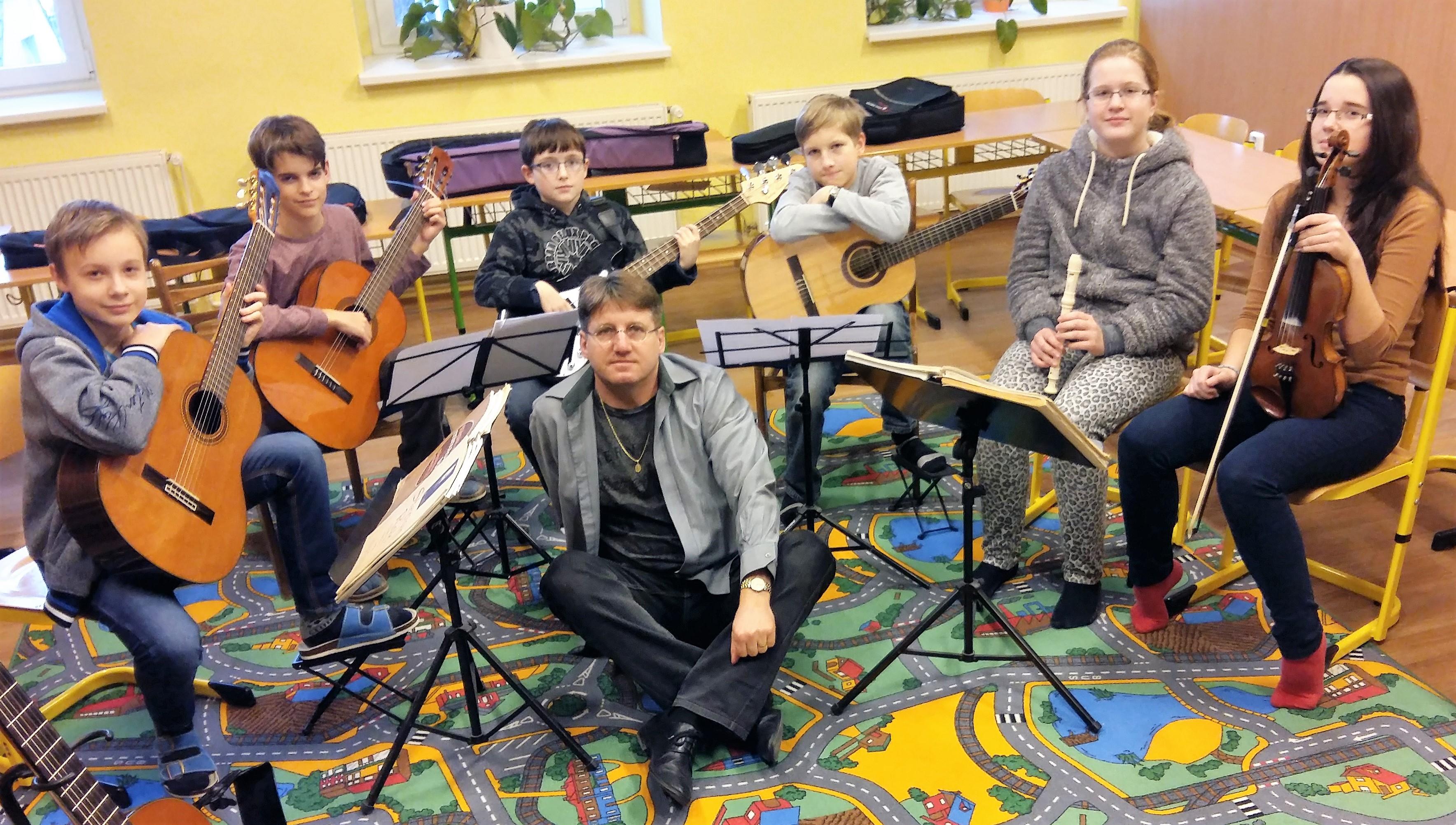 Folková skupina Dárečci